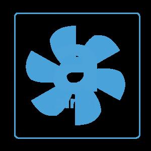 Airon firkantet logo